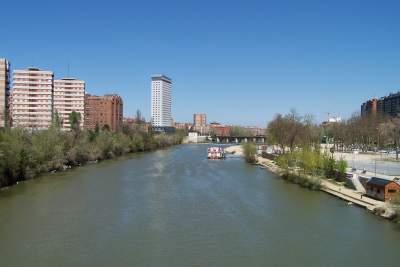 sondeos de agua Valladolid río Pisuerga