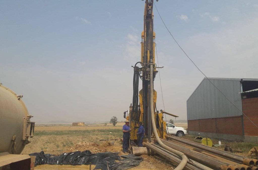 Seguridad en construcción de pozos de agua